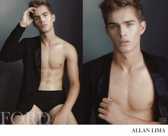 Allan Lima by Junior Franch