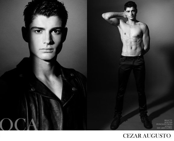 Cezar Augusto by Junior Franch