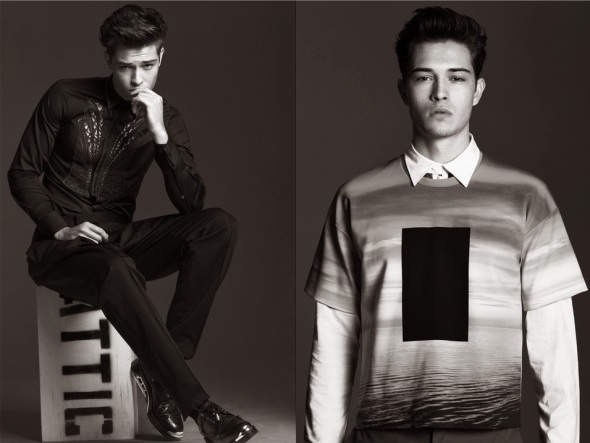 Francisco Lachowski @ Harper's Bazaar Men by Natth Jaturaparu 031