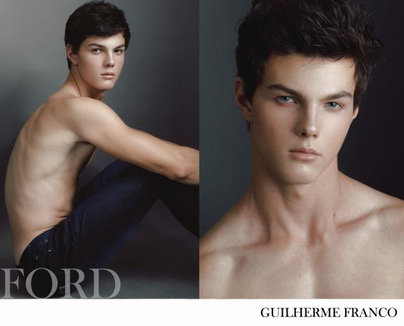 Guilherme franco by Junior Franch