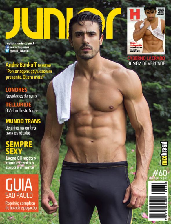 Lucas Gil @ JUNIOR #60 by Marcelo Auge 04
