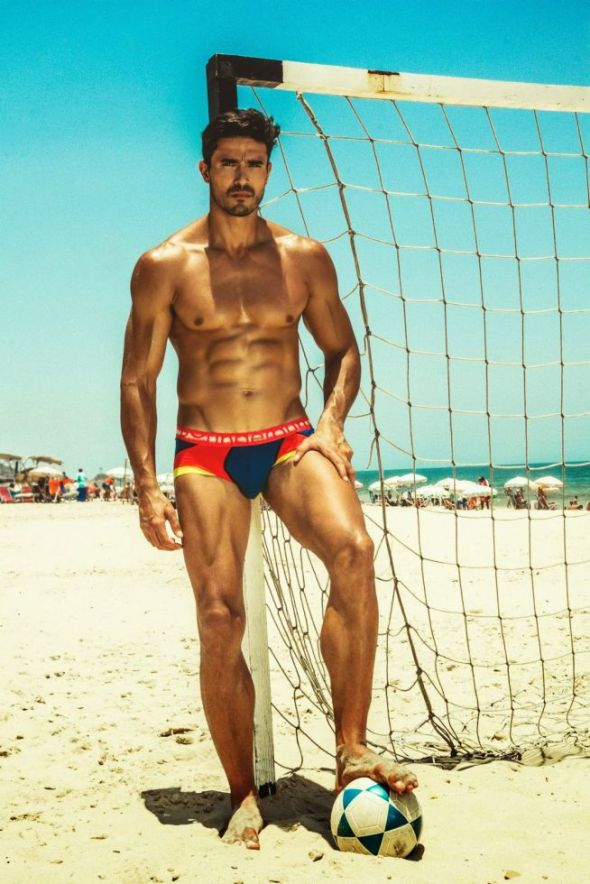 Lucas Gil  Roundwear by Stefano Raphael 06