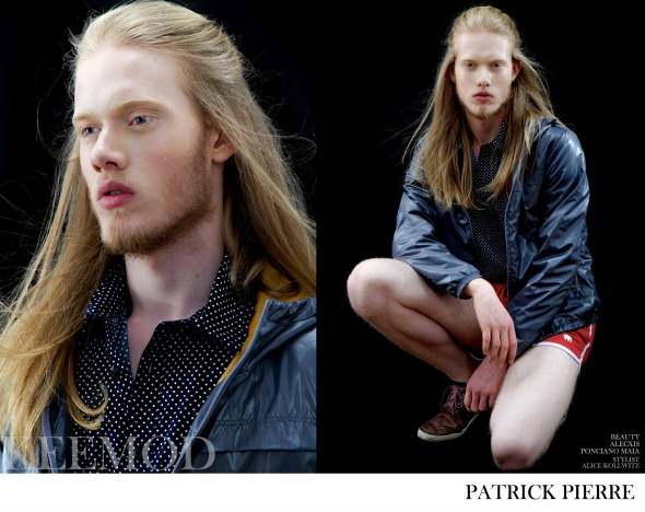 Patrick Pierre by Junior Franch