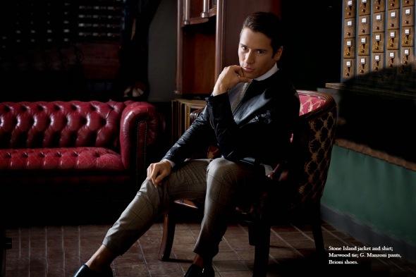 Renato Ferreira @ MR Magazine by Willian Buckley 01