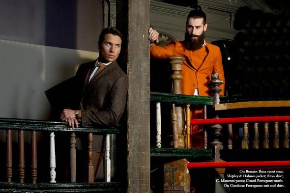 Renato Ferreira @ MR Magazine by Willian Buckley 07