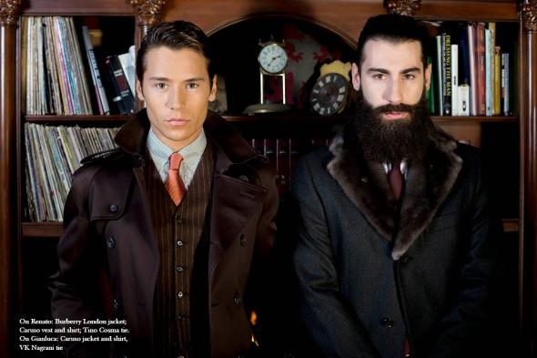 Renato Ferreira @ MR Magazine by Willian Buckley 08