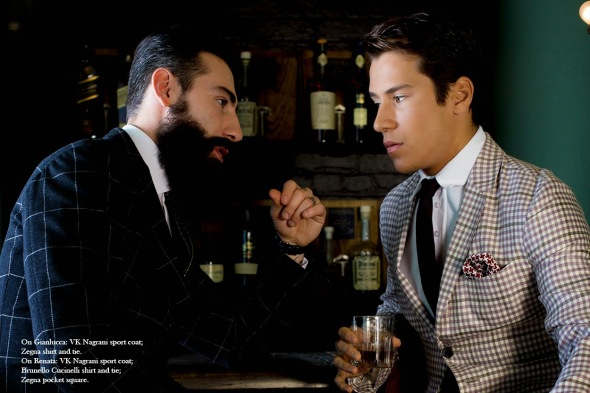 Renato Ferreira @ MR Magazine by Willian Buckley 09
