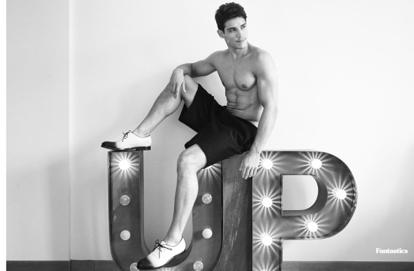 Carlos Freire  @ Fantastic Mag by Paolo Musa 04