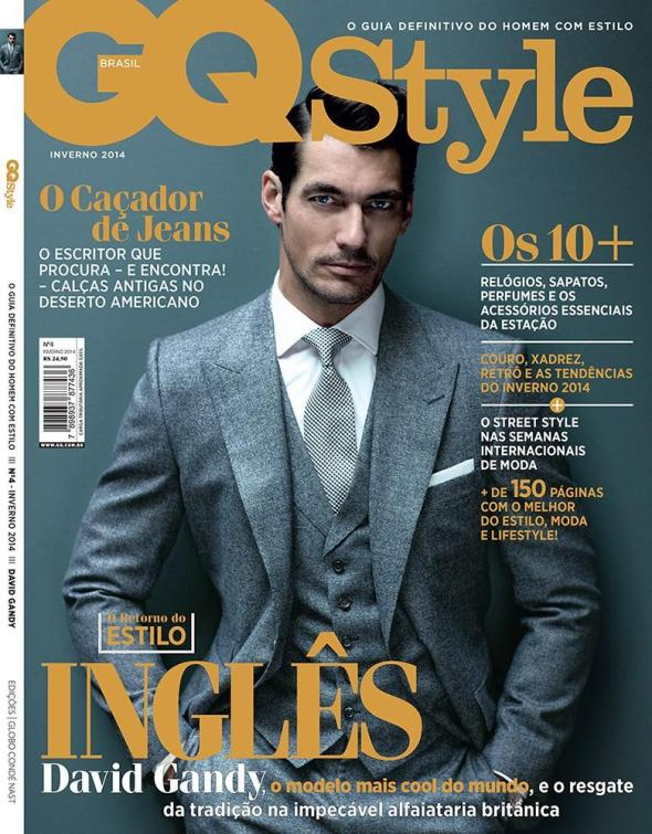 David Gandy @ GQ Style Brasil by Arnaldo Anaya Lucca