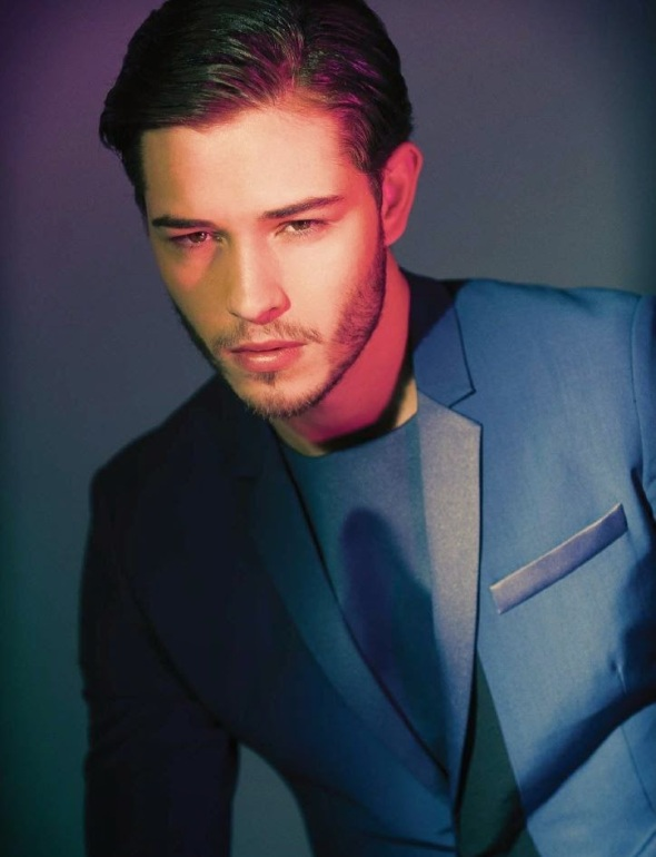 Francisco Lachowski @ August Man by Kristiina Wilson 01