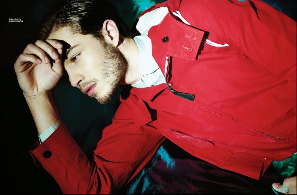 Francisco Lachowski @ August Man by Kristiina Wilson 02