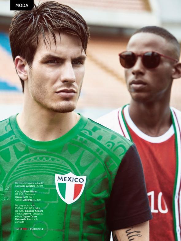 Martin Conte + Pedro Senger + Franklin Rutz + Bruno Ventura @ GQ Brasil by Yossi Michaeli 04