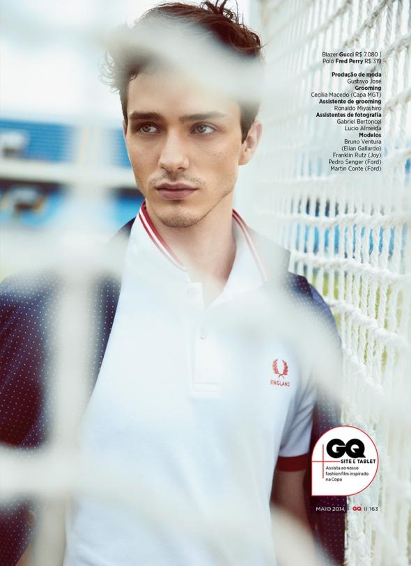 Martin Conte + Pedro Senger + Franklin Rutz + Bruno Ventura @ GQ Brasil by Yossi Michaeli 10