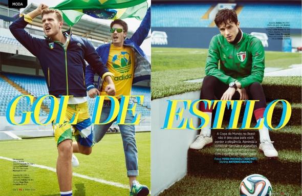 Martin Conte + Pedro Senger + Franklin Rutz + Bruno Ventura @ GQ Brasil by Yossi Michaeli 11