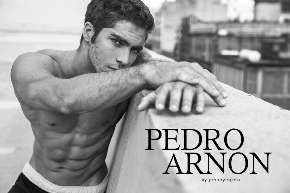 Pedro Arnon by Johnny Lopera 01