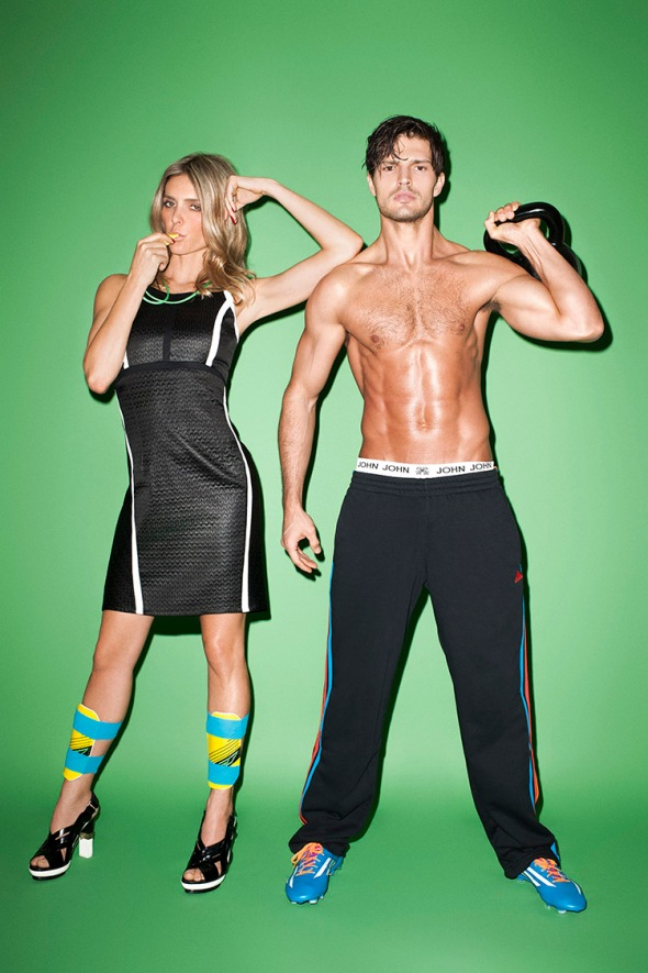 Diego Miguel + Fernanda Lima @ Glamour by Terry Richardson 02