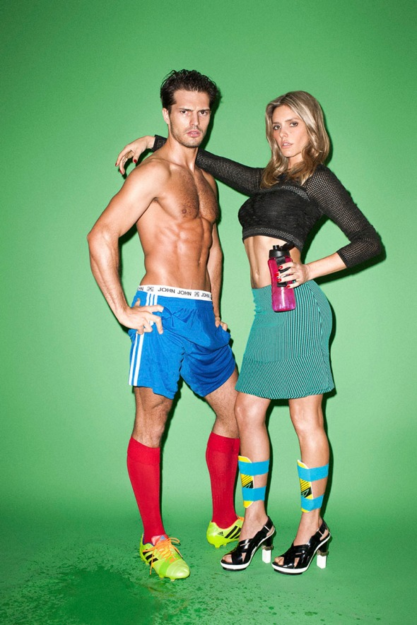 Diego Miguel + Fernanda Lima @ Glamour by Terry Richardson 04