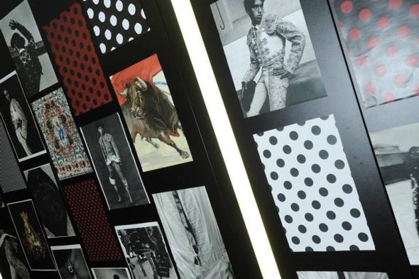 Dolce & Gabbana SS15 Milano @ Backstage 03