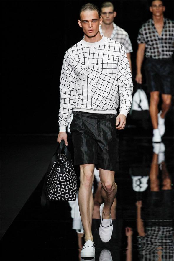 Emporio Armani SS15 @ Milano Moda Uomo 07