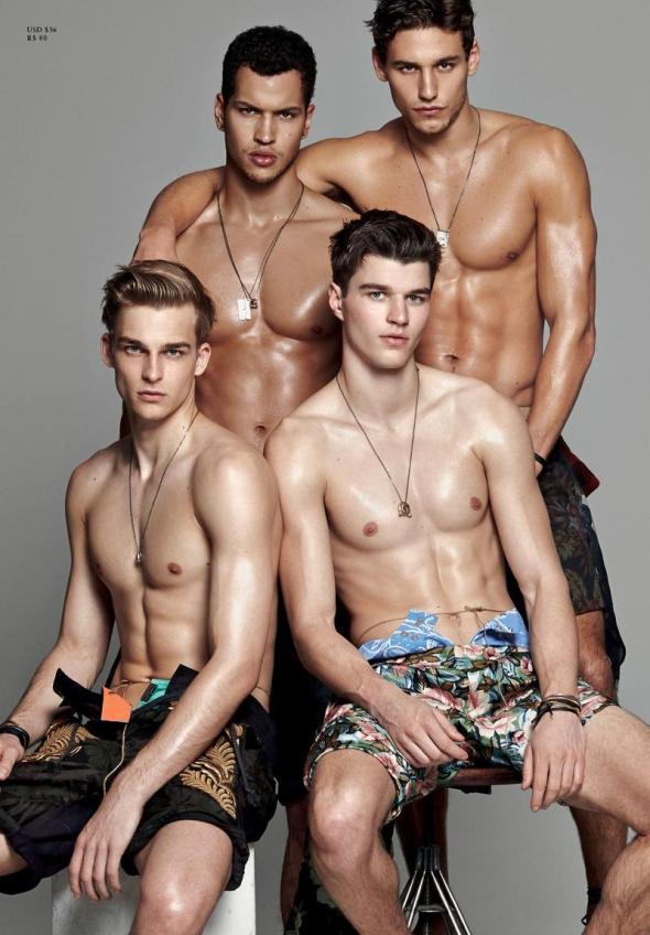 Mariano Ontañon + Chris Moore + Thorben Gartner + Arran Sly by Greg Vaughan 01