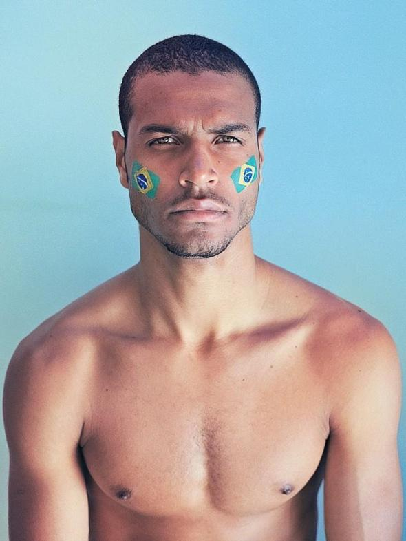 Rael Costa @ Essential Homme by Paolo Simi