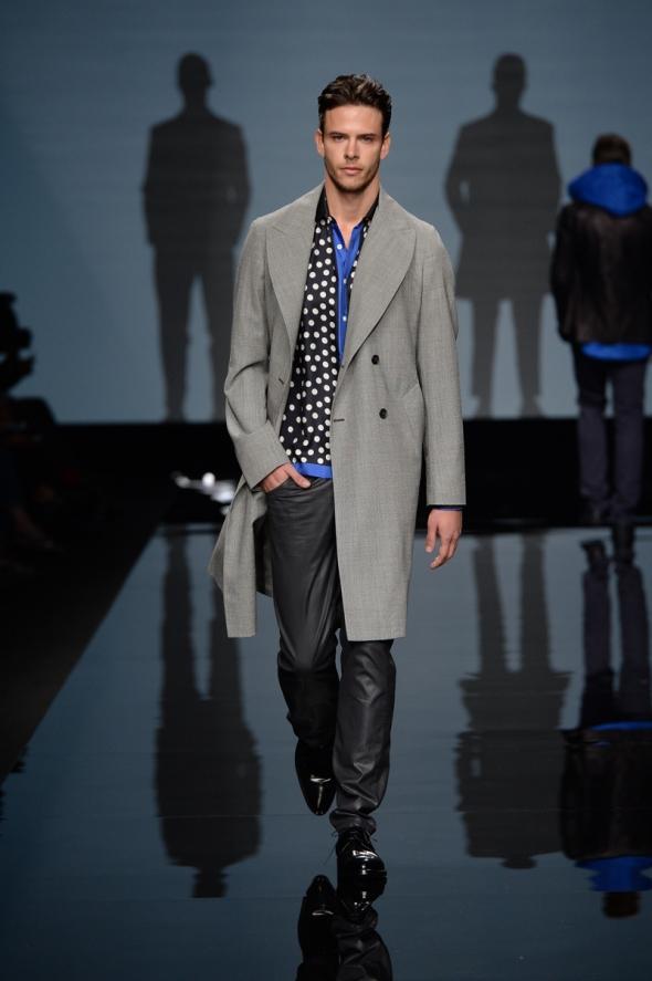 Ricardo Figueiredo @ Ermanno Scervino SS15 Milano Moda Uomo