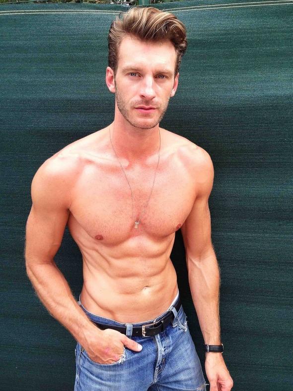 Arnaud Francois @ Way Model 01