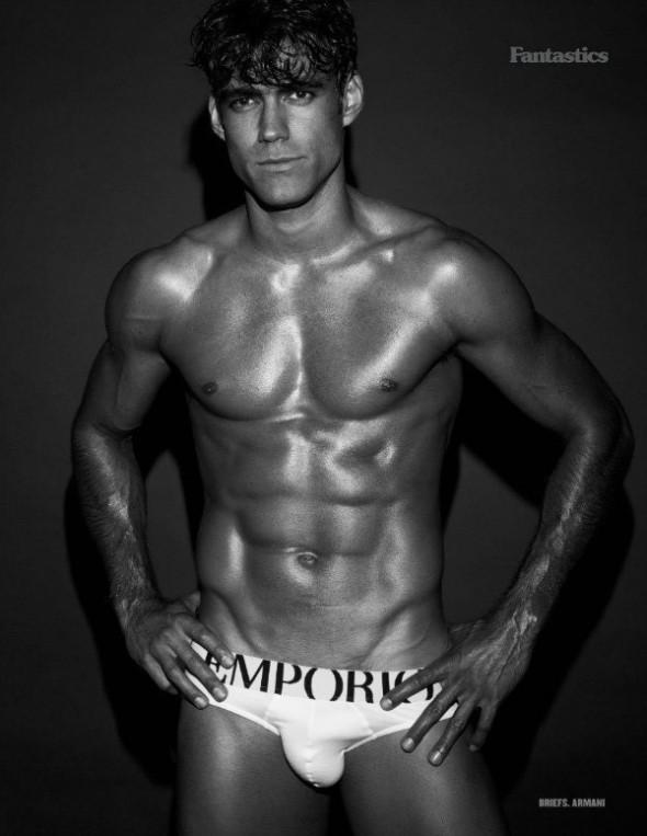 Caio Cesar @ Fantastics Mag by Hudson Taylor 03