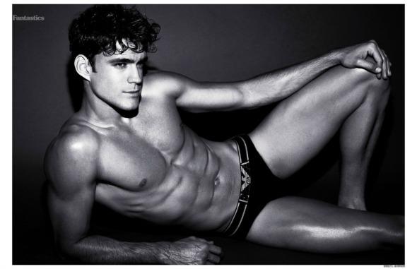 Caio Cesar @ Fantastics Mag by Hudson Taylor 04