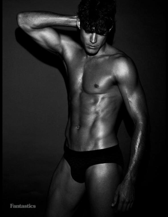 Caio Cesar @ Fantastics Mag by Hudson Taylor 07