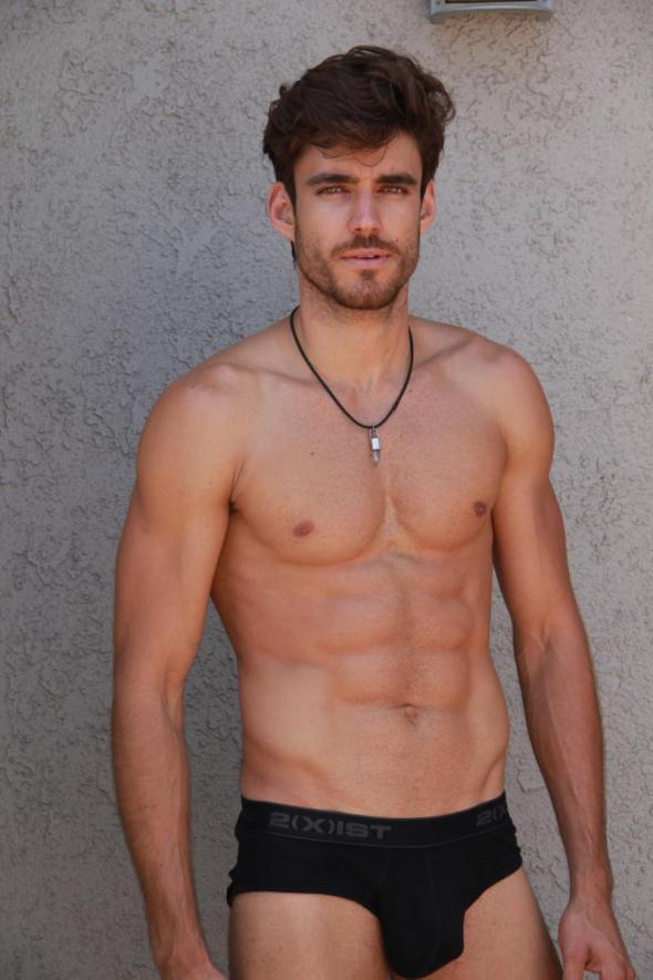 Caio Cesar @ LA Models 01