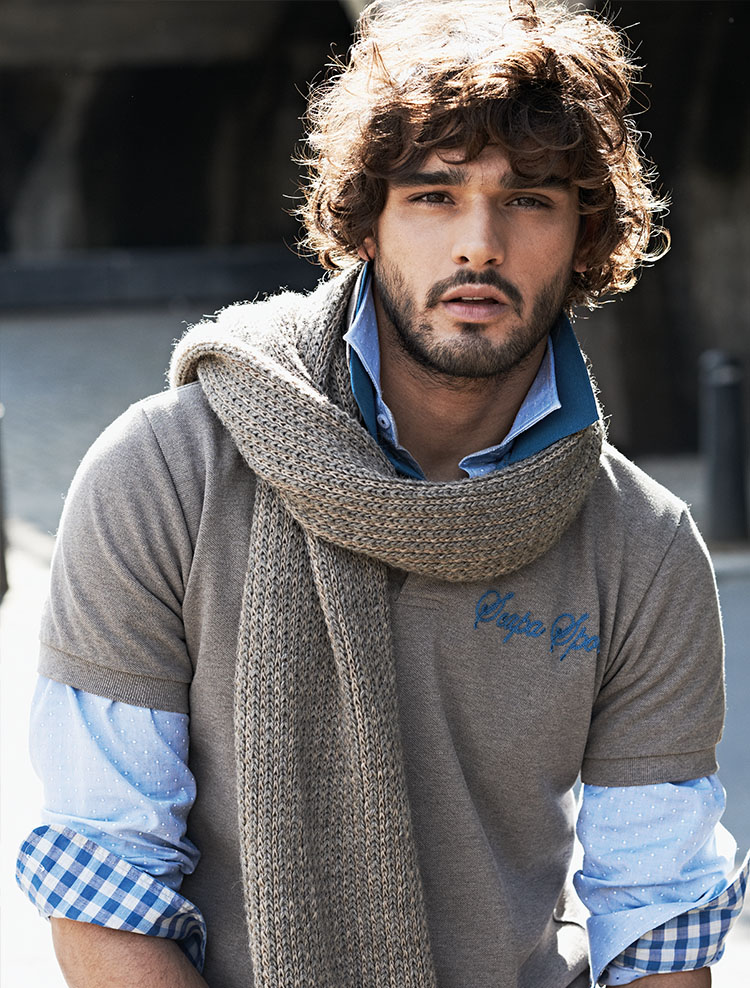 Marlon Teixeira Biography - Affair, Single, Ethnicity, Nationality, Net Worth, Height | Who is Marlon Teixeira? Tall and handsome Marlon Teixeira is a Brazilian Model. He is known to model for companies like Dolce & Gabbana, Emporio Armani, and Roberto Cavalli. He became the face of the Diesel fragrance Diesel Fuel for Life Denim Collection in