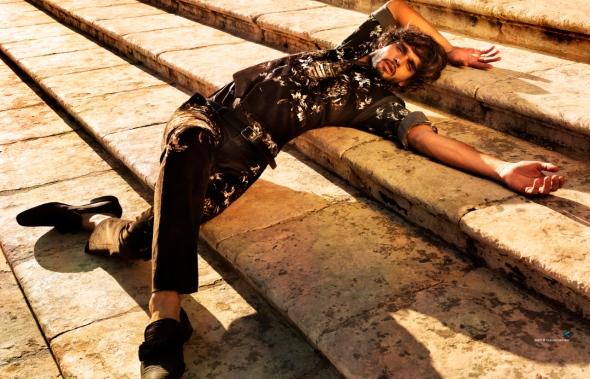 Marlon Teixeira  @ Harper's Bazaar China by Giovanni Squatriti 03