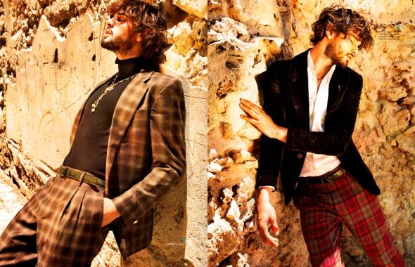 Marlon Teixeira  @ Harper's Bazaar China by Giovanni Squatriti 07