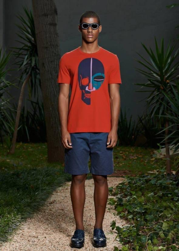 Vitor Melo @ Alexandre Herchcovitch SS15 09