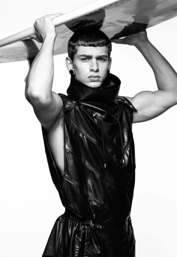 Caian Maroni @ Made in Brazil Magazine #9 by Greg Vaughan 07