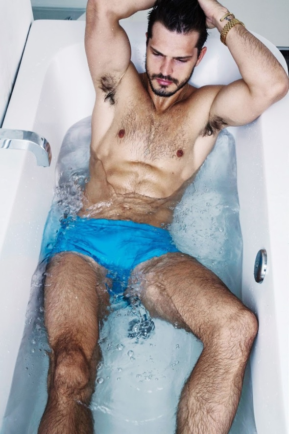 Diego Miguel @ Men's Weekly by Renie Saliba 04