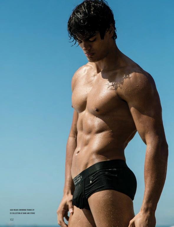Iago Botelho @ 'Attitude' by Jeff Segenreich 01
