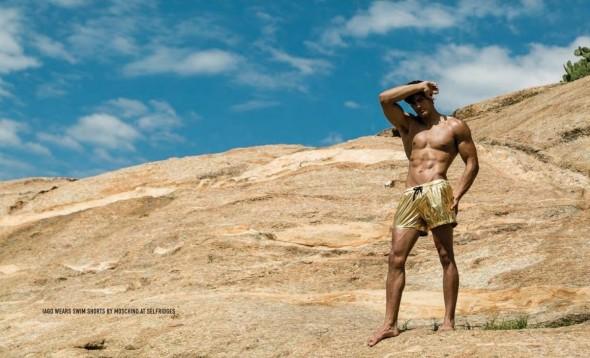 Iago Botelho @ 'Attitude' by Jeff Segenreich 09