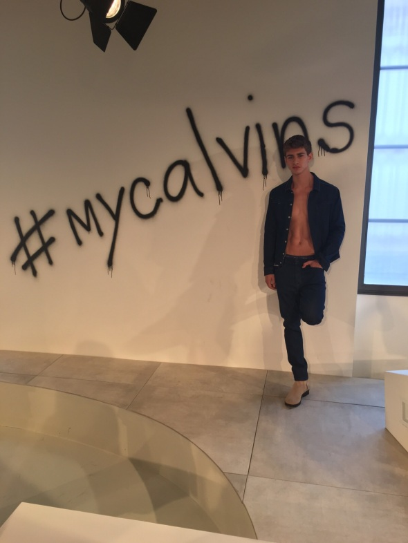 Caian Maroni #mycalvins 01